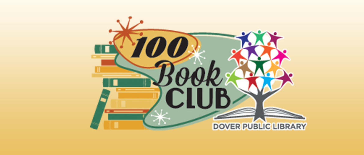 100 Book Club Logo