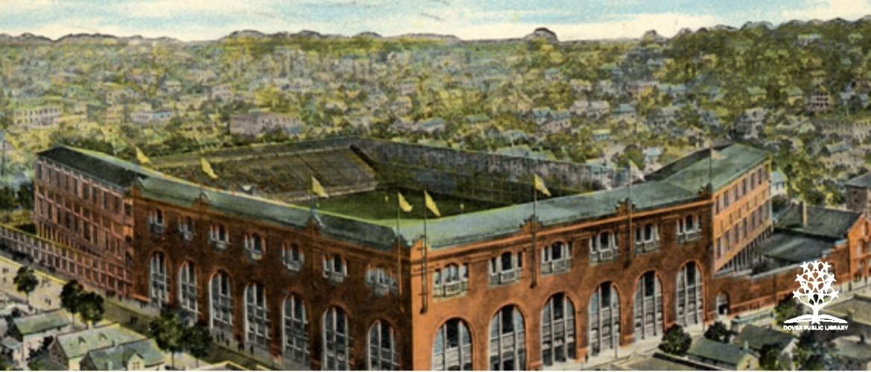 League Park Cleveland