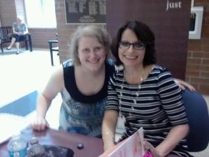 Liz and Meg Cabot