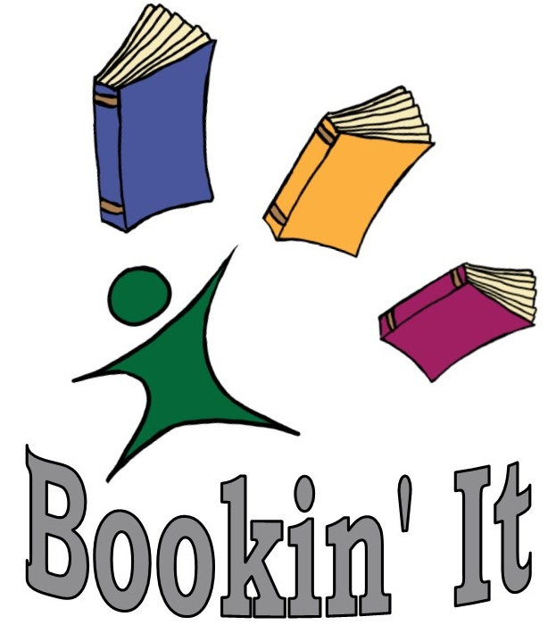 Bookin It Blog Logo