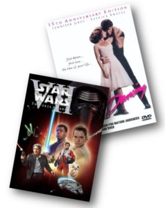 Dirty Dancing and Star Wars